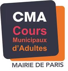 """Résultat de recherche d'images pour """"Cours municipaux adultes ville de paris logo"""""""